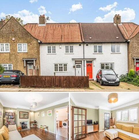3 bedroom terraced house for sale - Salters Hill, Crystal Palace