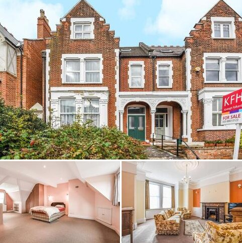 5 bedroom semi-detached house for sale - Onslow Gardens, Muswell Hill