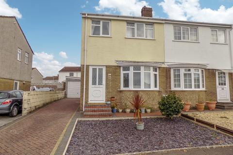 3 bedroom semi-detached house for sale - Georgian Way, Brackla, Bridgend . CF31 2EY