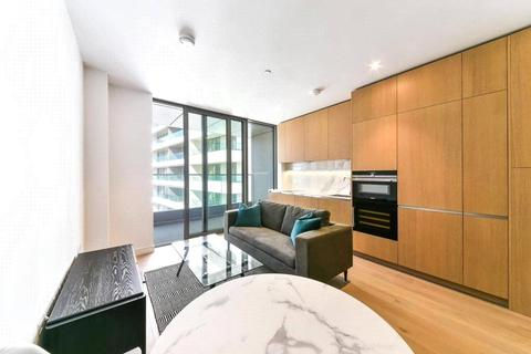 Studio to rent - 10 Park Drive, Canary Wharf, E14