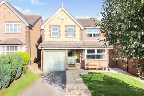 4 bedroom detached house for sale - Poplars Way, Beverley
