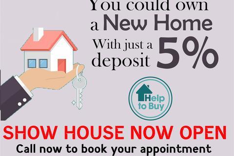 3 bedroom semi-detached house for sale - Plot 4, Temple Close, Eastgate South, Driffield