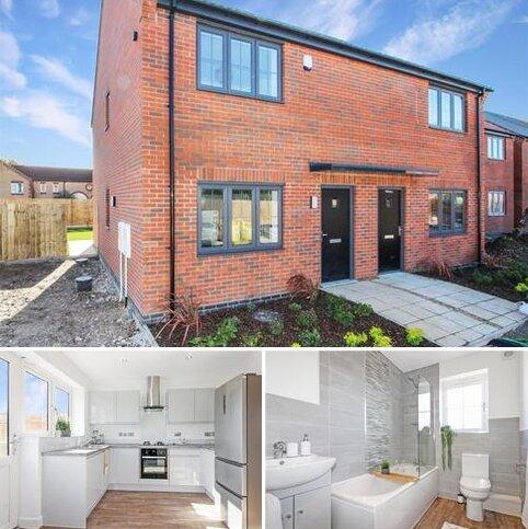 3 bedroom semi-detached house for sale - Plot 6, Temple Close, Eastgate South, Driffield