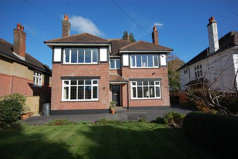 4 bedroom detached house for sale - Branksome Wood Road, Bournemouth BH2