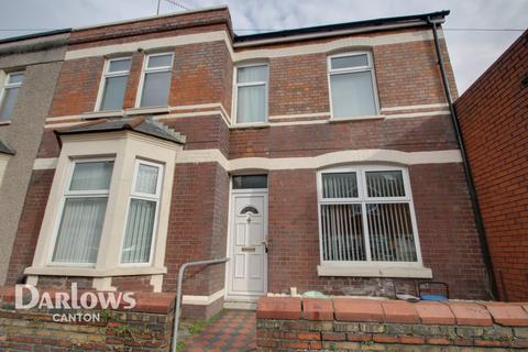 3 bedroom terraced house for sale - Brecon Street, Cardiff