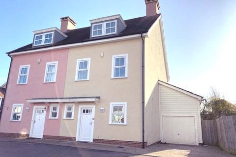 4 bedroom semi-detached house for sale - FORDHAM CLOSE, WORCESTER PARK KT4