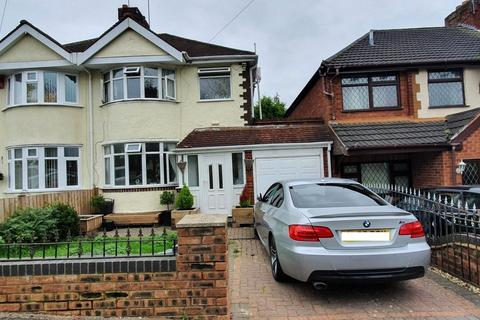 3 bedroom semi-detached house for sale - Warren Avenue, Fallings Park, Wolverhampton, WV10