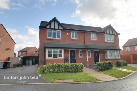 3 bedroom semi-detached house for sale - Copper Beech Road, Crewe