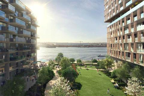 2 bedroom flat for sale - 17.02.03 James Cook Building, Royal Wharf, London, E16