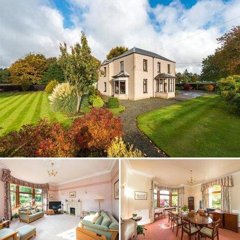 5 bedroom detached house for sale - Lauriston House, Ettrickhaugh Road, Selkirk, Scottish Borders, TD7