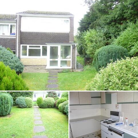 2 bedroom end of terrace house to rent - Falkland Garth, Newbury RG14