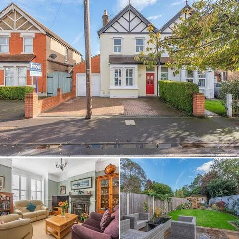 3 bedroom semi-detached house for sale - Rosefield Road, Staines-Upon-Thames, TW18