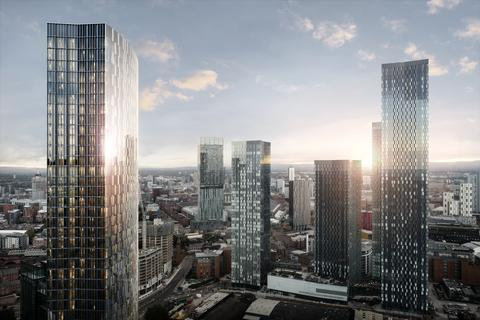 2 bedroom apartment for sale - The Blade Great Jackson Street, Manchester M15