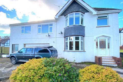 4 bedroom detached house for sale - Llanfair Gardens, Mumbles, Swansea, City & County Of Swansea. SA3 5TR
