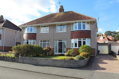 3 bedroom semi-detached house for sale - Mayals Avenue, Blackpill, Swansea, City & County Of Swansea. SA3 5DD
