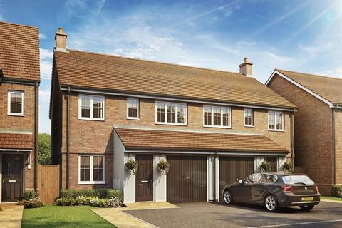3 bedroom semi-detached house for sale - Plot 136, The Piccadilly at Mascalls Grange, 3 Dumbrell Drive TN12