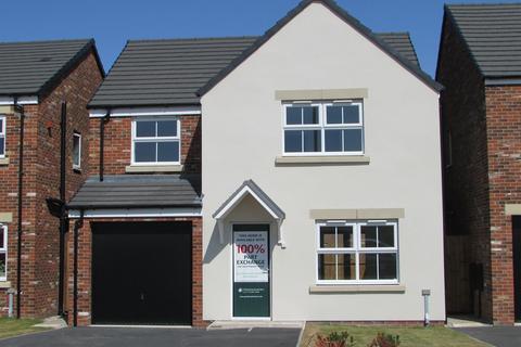 4 bedroom detached house for sale - Plot 126, Roseberry  at Coastal Dunes, Ashworth Road FY8