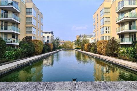 2 bedroom apartment to rent - Dovecote House, Water Gardens Square, London, SE16