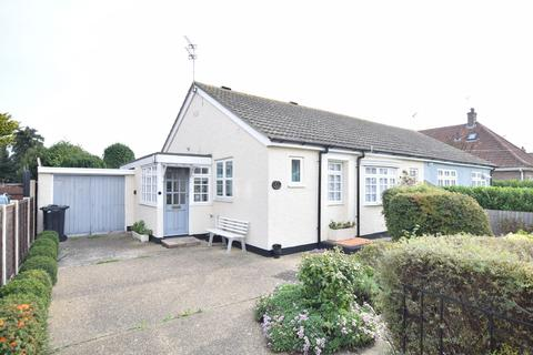 2 bedroom semi-detached bungalow for sale - York Road, Holland on Sea