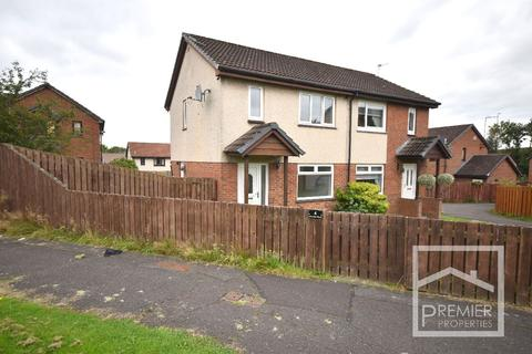 2 bedroom semi-detached house to rent - Mary Rae Road, Bellshill