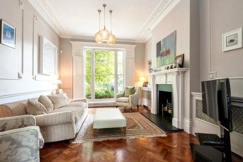 4 bedroom terraced house for sale - Abbey Gardens, St Johns Wood, London, NW8