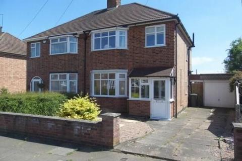 3 bedroom semi-detached house to rent - Northdene Road, Leicester