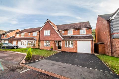 4 bedroom detached house for sale - Greenwood Close, The Pastures, Fatfield, Washington