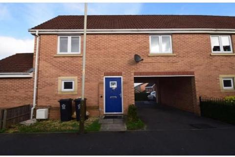 2 bedroom apartment to rent - Brompton Road, Hamilton, Leicester