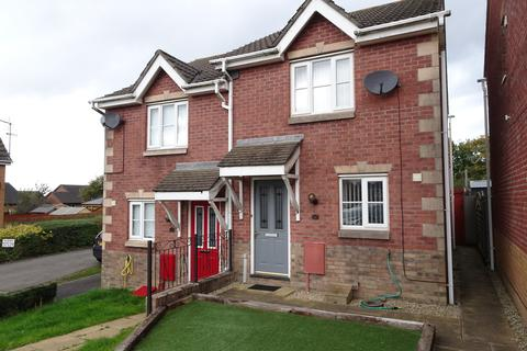2 bedroom semi-detached house for sale - SWN YR ADERYN, KENFIG HILL, CF33 6GA