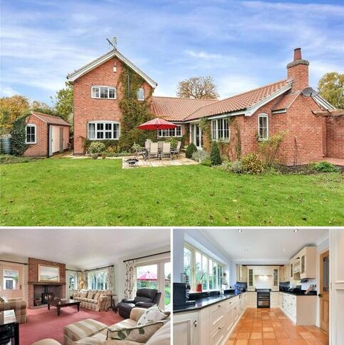 4 bedroom detached house for sale - Main Street, Hickling, Melton Mowbray