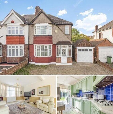 3 bedroom semi-detached house for sale - Sidcup Road, Lee