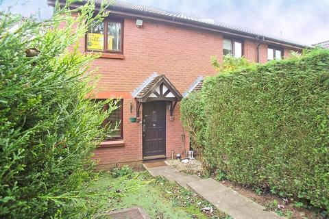 2 bedroom terraced house for sale - Holgate Close, Danescourt