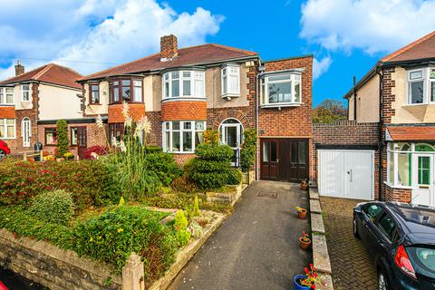 4 bedroom semi-detached house for sale - Lydgate Hall Crescent, Crosspool