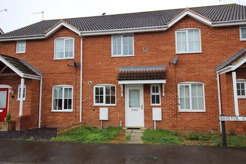 2 bedroom terraced house for sale - Bristol Close , Coddington