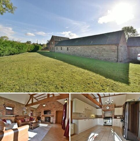 5 bedroom barn conversion for sale - Stenson, Barrow-on-Trent