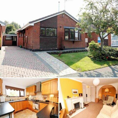2 bedroom detached bungalow for sale - Windsor Road, Ashby-de-la-Zouch