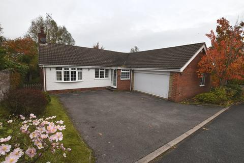 3 bedroom detached bungalow for sale - Orchard Close, Ashley