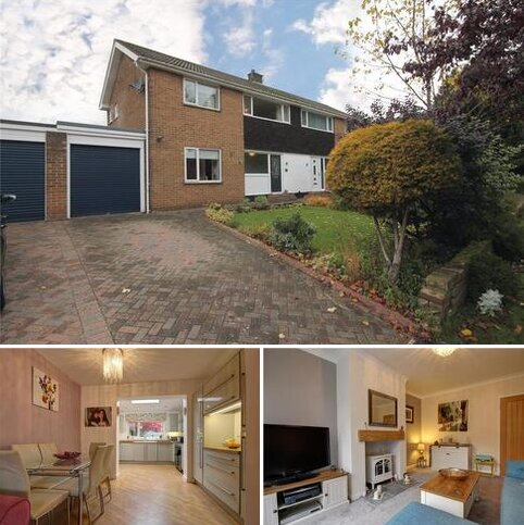3 bedroom semi-detached house for sale - Ford Road, Lanchester, Durham, DH7