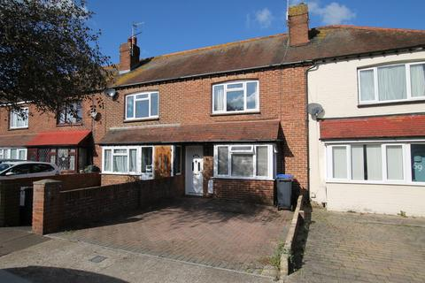 3 bedroom terraced house for sale - Ham Way, Worthing BN11 2QF