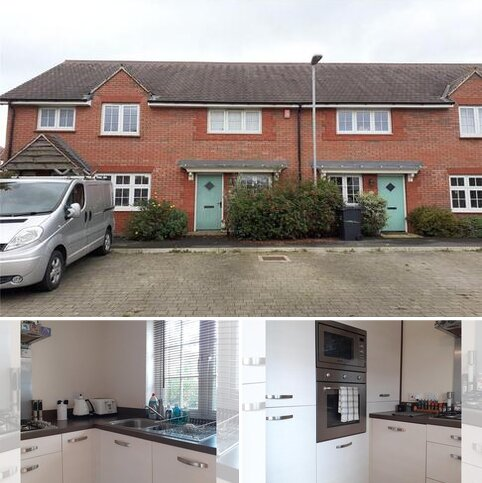 2 bedroom terraced house to rent - Barrington Way, Wellington, TA21