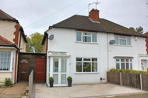 2 bedroom semi-detached house for sale - Westfield Avenue, Wigston