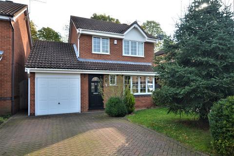 3 bedroom detached house for sale - Oak Drive, New Balderton