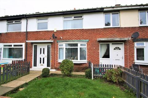 3 bedroom terraced house for sale - Carville Court, Stockton, TS19 8QH