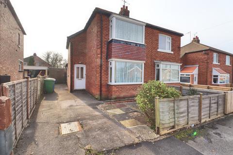 2 bedroom semi-detached house for sale - St Marys Crescent, Bridlington