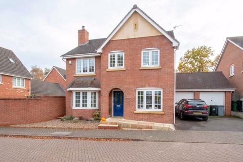 4 bedroom detached house for sale - Highgrove Gardens, Stamford, Lincolnshire
