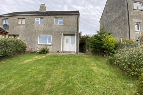3 bedroom semi-detached house for sale - 48 Quoybanks Crescent, Kirkwall, Orkney KW15 1EW