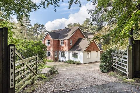 5 bedroom detached house for sale - No onward chain - Hammer Lane, Grayshott