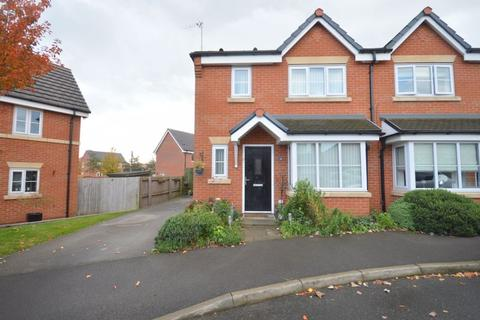 3 bedroom semi-detached house for sale - Shackleton Avenue, Widnes