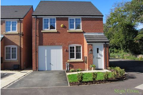 3 bedroom detached house for sale - Cooke Close, Leigh, WN7 2EZ