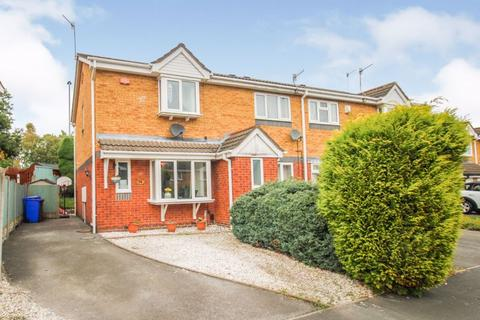 2 bedroom semi-detached house for sale - Bronte Grove, Stoke-On-Trent